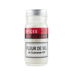 Fleur De Sel De Guérande - 90g