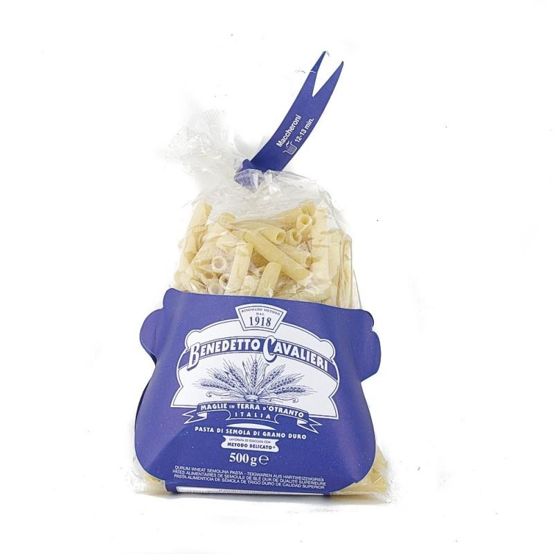 Maccheroni Pasta - Benedetto Cavalieri