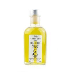 Huile parfumée au citron - 10cl