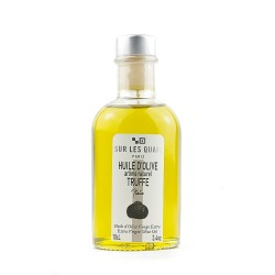 Huile d'olive parfumée à la truffe - 10cl