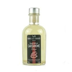 Vinaigre parfumé à la cardamome - 10cl
