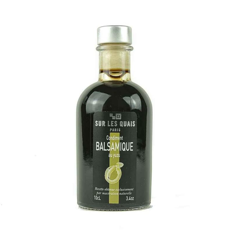 Condiment balsamique parfumé au yuzu - 10cl