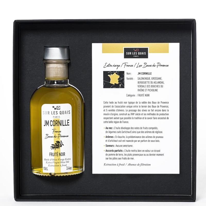 Coffret Mignonne huile d'olive Cornille - 10cl