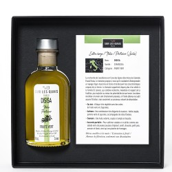Gift Box : Extra Virgin Olive Oil Disisa (Sicily) - 3.4 oz