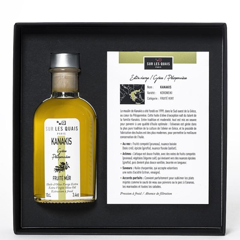 Coffret Mignonne huile d'olive Kanakis - 10cl