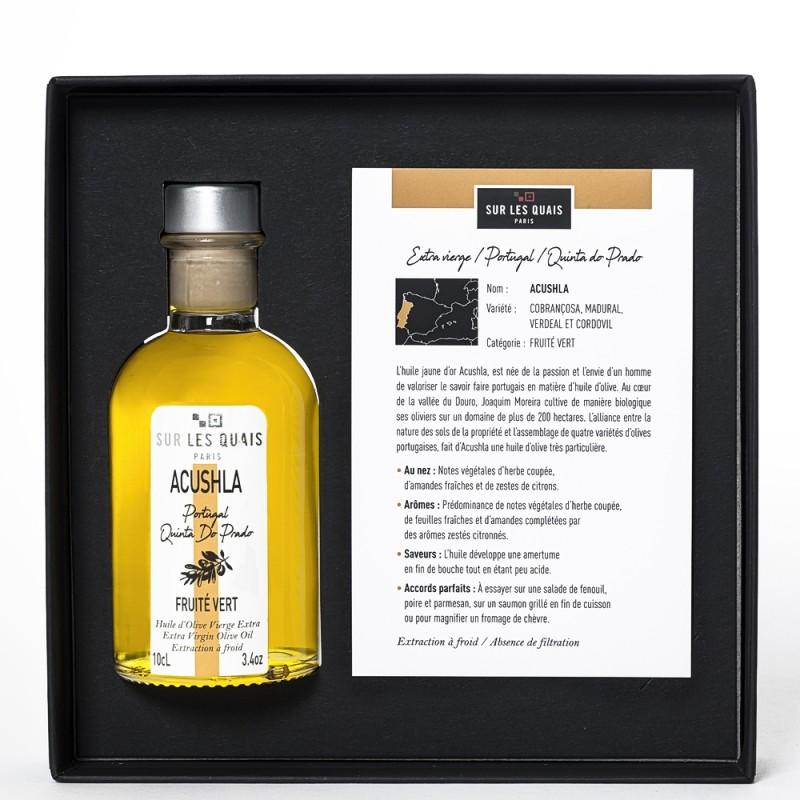 Coffret Mignonne huile d'olive Acushla - 10cl