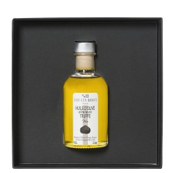 Olive oil perfumed with truffle - 10cl