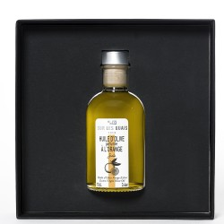 Olive oil perfumed with Orange - 10cl