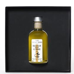 Coffret découverte huile d'olive parfumée à l'orange 10cl