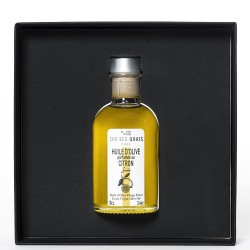 olive oil perfumed with Lemon - 10cl