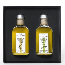 Duo Box : Olive Oil ( Lemon & Basil)