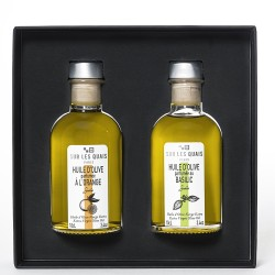 Duo Box : Olive Oil (Orange & Basil)