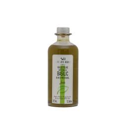 Huile d'Olive parfumée au Basilic - 37,5cl