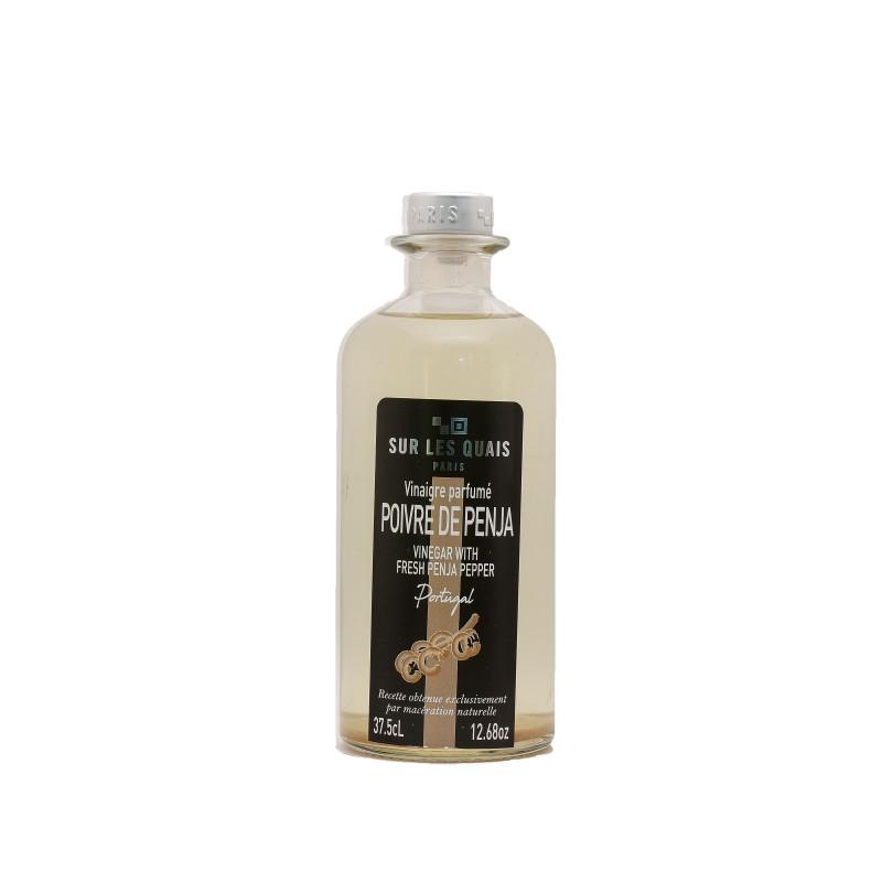 Vinaigre parfumé au poivre de Penja - 37,5cl