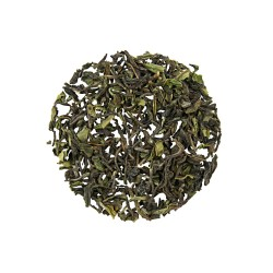 Darjeeling feuilles de Goomtee Firts Flush - Thé Noir d'Inde