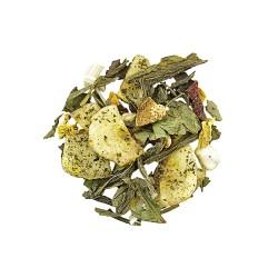 Feuilles : Fleur des Grenadines - Thé parfumé
