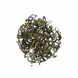 Feuilles de Jasbire - thé noir du Népal