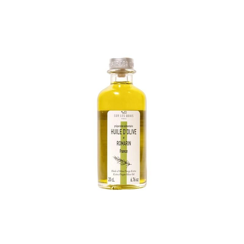 Huile d'olive au Romarin - 20 cl