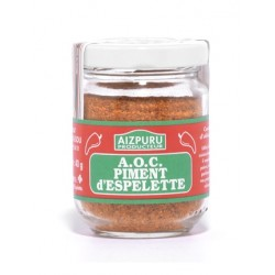 Piment d'Espelette (poudre)
