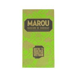 Tablette de chocolat Marou (vert) - GM