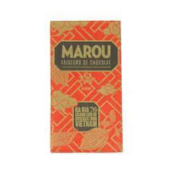 Tablette de chocolat Marou (rouge) - GM