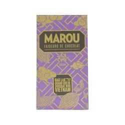 Tablette de chocolat Marou (mauve) - GM