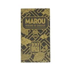 Tablette de chocolat Marou (marron) - GM