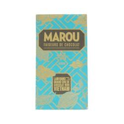 Tablette de chocolat Marou (bleu) - GM