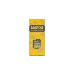Tablette de chocolat Marou (jaune) - PM