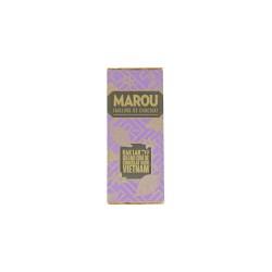 Tablette de chocolat Marou (mauve) - PM