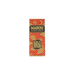 Tablette de chocolat Maron (rouge) - PM