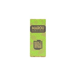 Tablette de chocolat Marou (vert) - PM