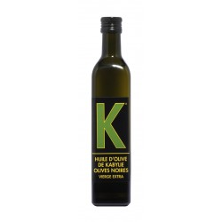 "Virgin Oil Olive from Kabylia ""K"" 16.9 oz"