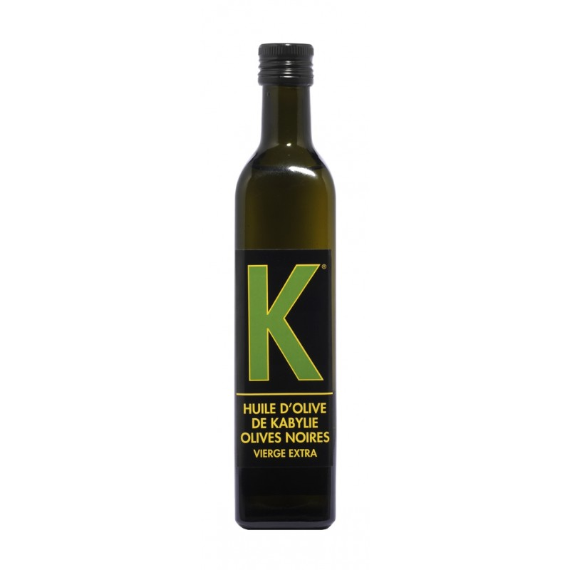 Virgin Oil olive from Kabylia