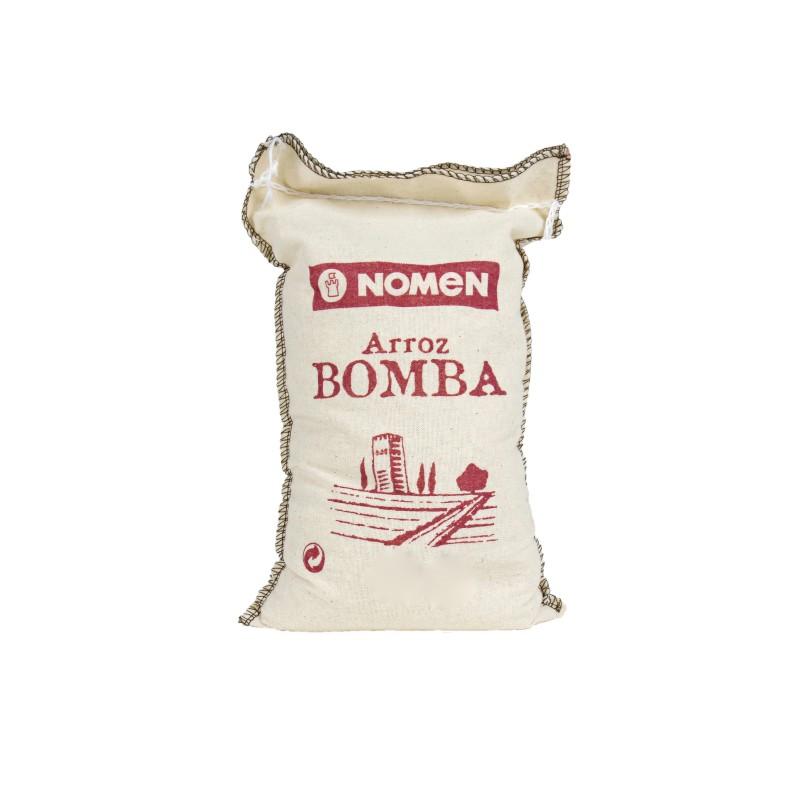 Arroz bomba Nome,