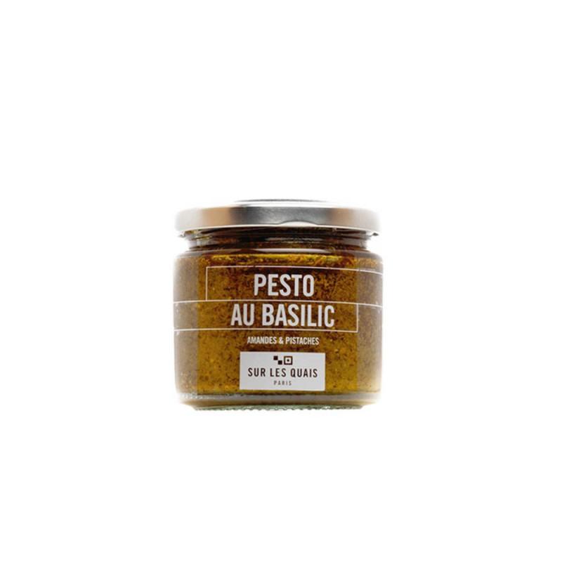 Basil, Almond & Pistachio Pesto - 190g