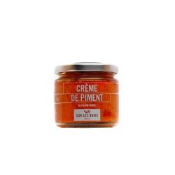 Crème de piment au poivre rouge - 190g