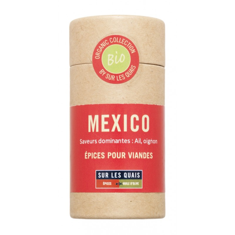 Organic Spices - MEXICO