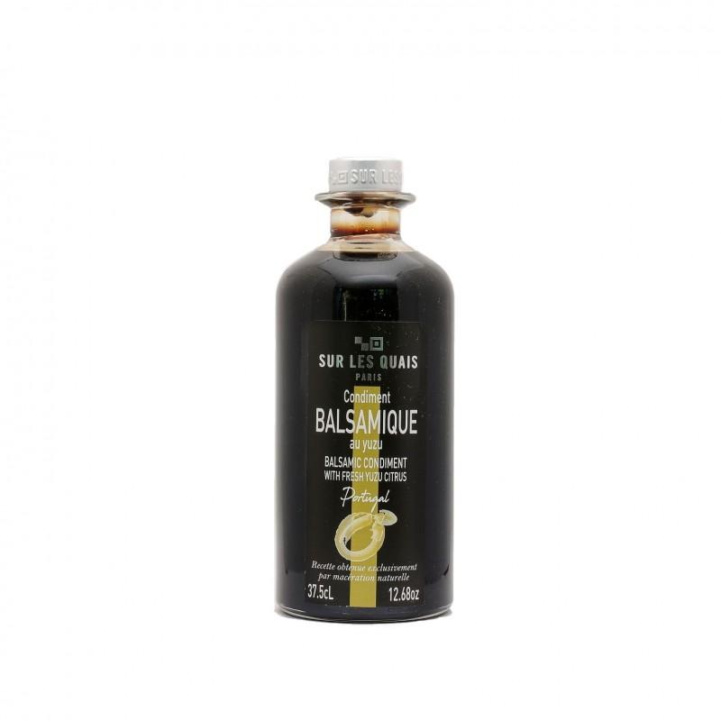 Condiment balsamique parfumé au yuzu - 37,5