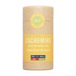 Organic spices for white meat - CACHEMIRE