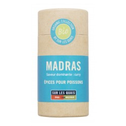 Organic Spices - MADRAS