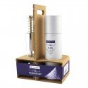 Duo Box Pink Salt of Himalaya + Salt mill