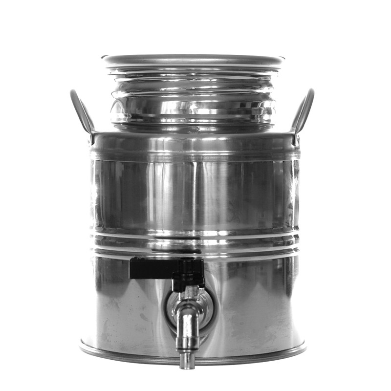 Steel Oil Container - 3L