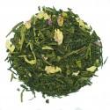 Feuilles de thé - Jardin Japonais