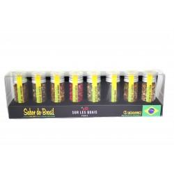 Kit CHIC SHOT® Sabor Do Brasil - Cuisine brésilienne