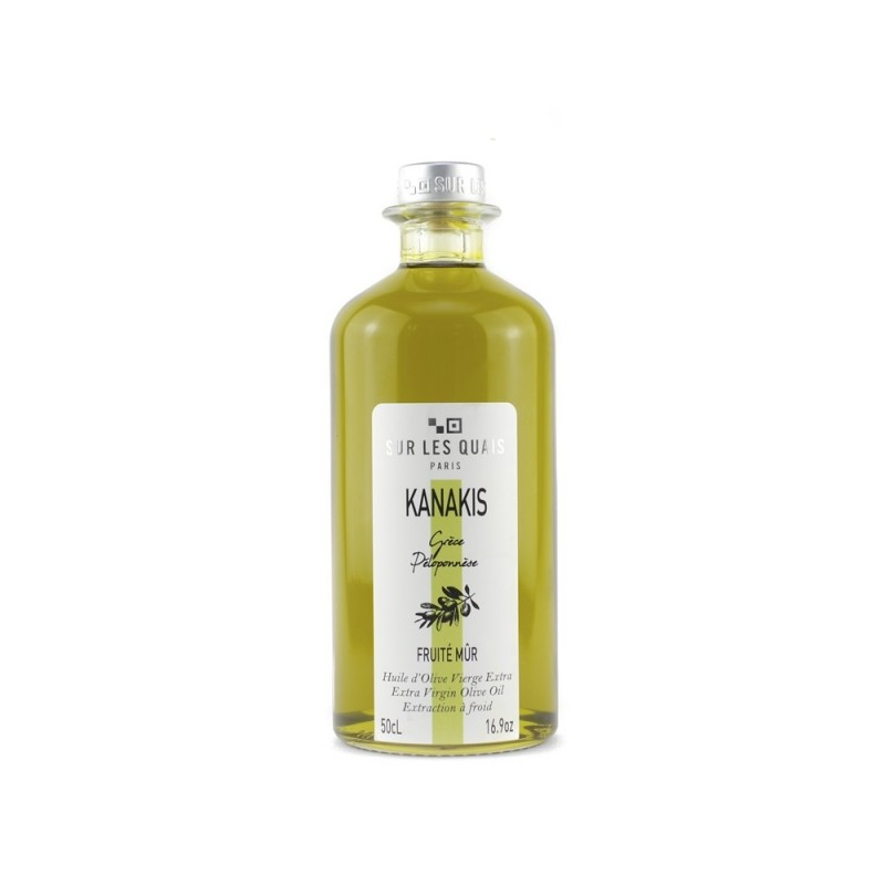 Extra Virgin Olive Oil Kanakis (Greece) 16.9 oz