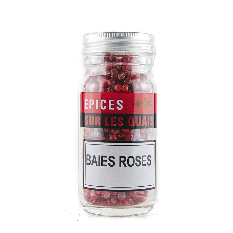 Baies Roses (Entières)