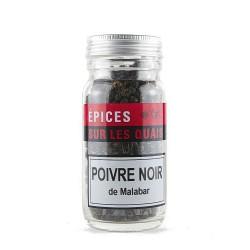 Poivre Noir Malabar (Entier)