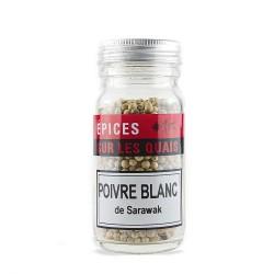 Poivre Blanc Sarawak (Entier)