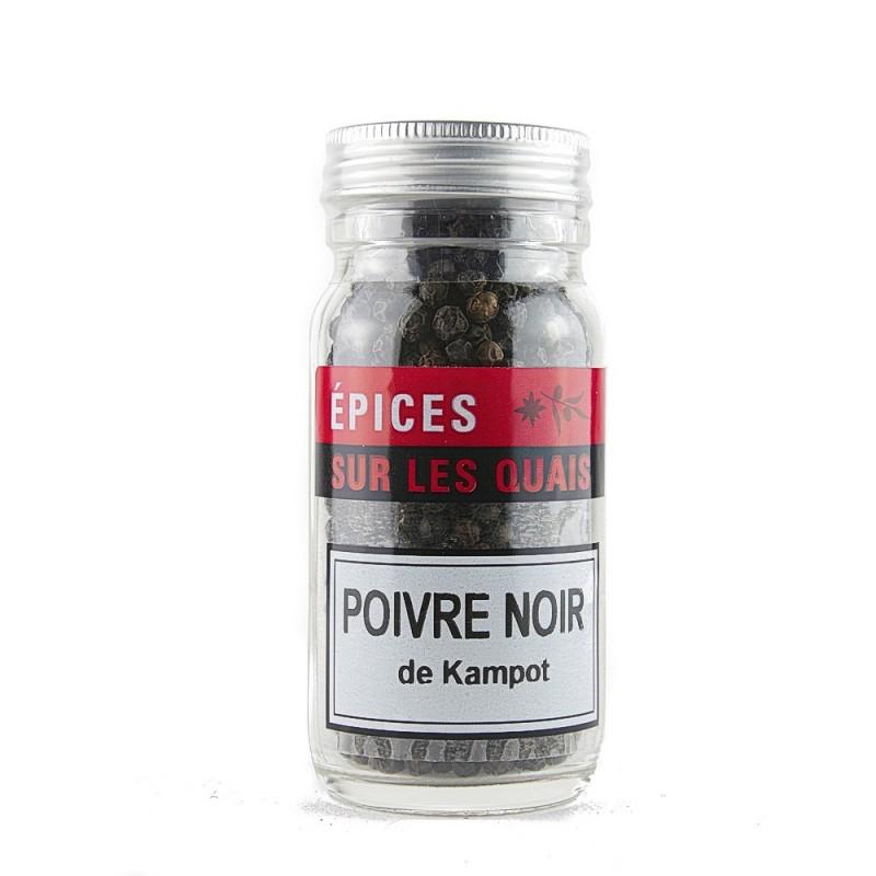 Poivre Noir De Kampot (Entier)